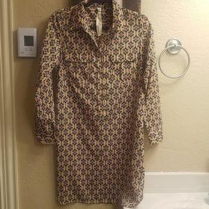 Uncle Frank shirt dress